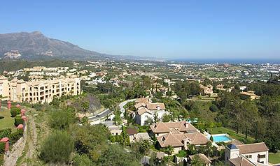 Penthouse i Nueva Andalucia til salg