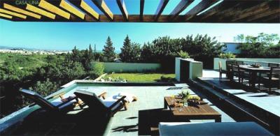 Udsigten fra penthouse i Marbella