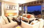 Stuen i penthouse lejligheden